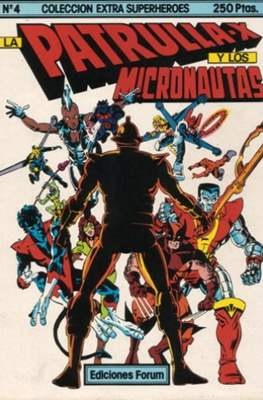 Colección Extra Superhéroes (1983-1985) #4