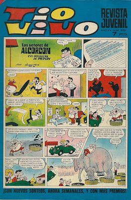 Tio Vivo. 2ª época (1961-1981) (Grapa) #592