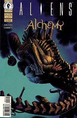 Aliens: Alchemy (Saddle-stitched. 1997) #2