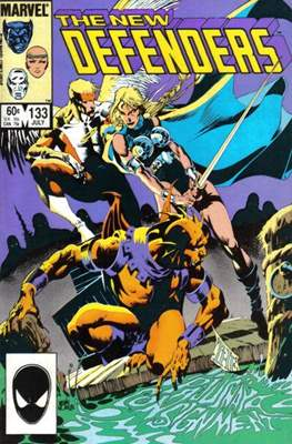 The Defenders vol.1 (1972-1986) #133