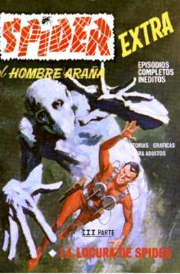 Spider el Hombre Araña Vol. 1 (Rústica 128-120 pp. 1968-1969) #14