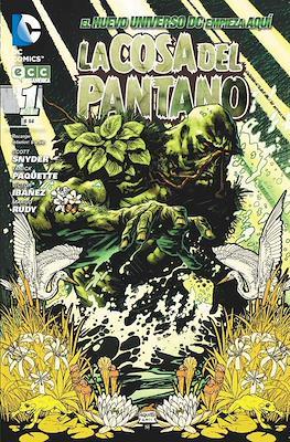 La Cosa del Pantano (Rústica, 96 págs, 4 tintas) #1