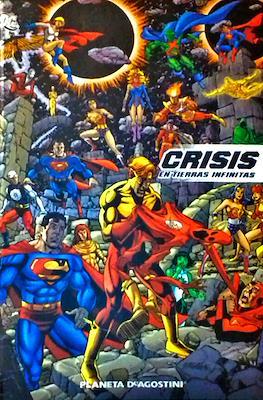Crisis en Tierras Infinitas (2007) (Cartoné en slipcase, 624 págs) #1