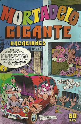 Mortadelo Gigante #4