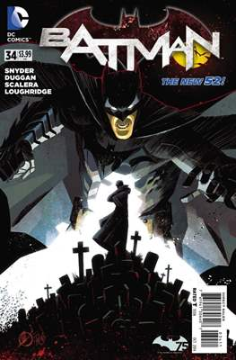 Batman Vol. 2 (2011-2016) (Comic Book) #34
