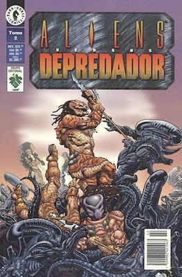 Aliens Versus Depredador (Rústica) #2