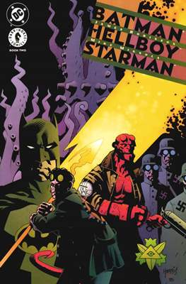 Batman / Hellboy / Starman (Saddle-stitched) #2