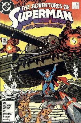 Superman Vol. 1 / Adventures of Superman Vol. 1 (1939-2011) (Comic Book) #427
