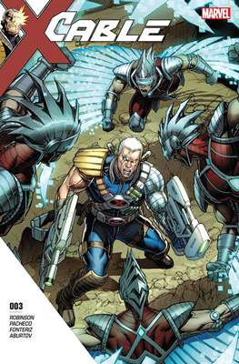 Cable Vol. 3 (2017-2018) #3