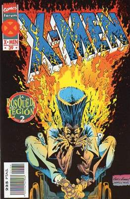 X-Men Vol. 1 (1992-1995) (Grapa 32 pp) #39
