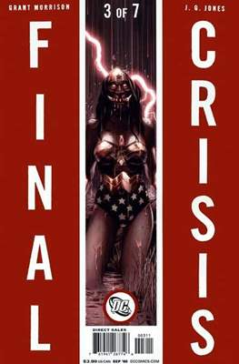 Final Crisis (2008-2009) (saddle-stitched) #3
