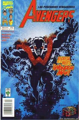 Avengers (Grapa) #35