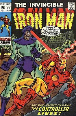 Iron Man Vol. 1 (1968-1996) (Comic book) #28