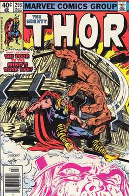 Journey into Mystery / Thor Vol 1 (Comic Book) #293