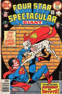 Four Star Spectacular (Comic Book 68-52 pp) #6
