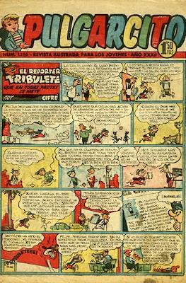 Pulgarcito (1946-1981 5ª y 6ª época) (Grapa, 16-32 páginas) #1116