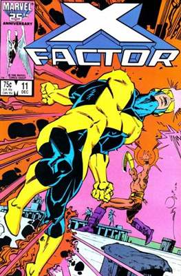 X-Factor Vol. 1 (1986-1998) (Comic Book) #11