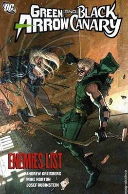 Green Arrow and Black Canary #4