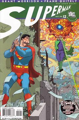 All Star Superman (Comic Book) #12