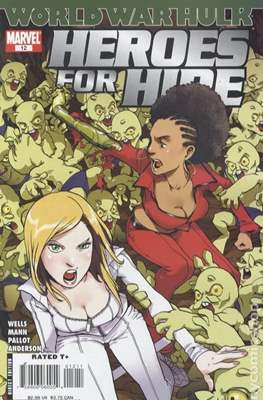 Heroes for Hire Vol. 2 (2006-2007) #12