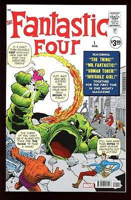 Fantastic Four #1. Facsimile Edition