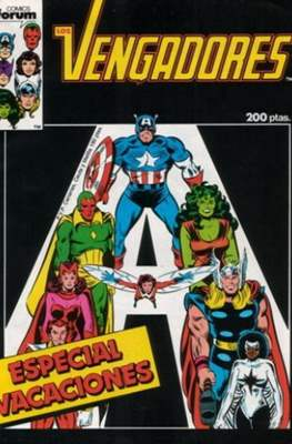 Los Vengadores Vol. 1 Especiales (1986-1995)