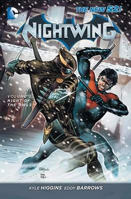 Nightwing Vol. 3 (2011) (Softcover) #2