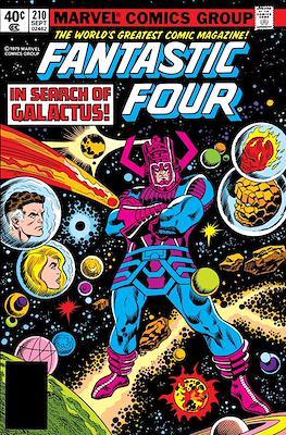 Los Cuatro Fantásticos. Marvel Gold (Omnigold) (Cartoné) #10