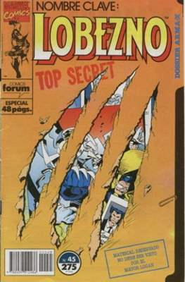 Lobezno vol. 1 (1989-1995) (Grapa) #45