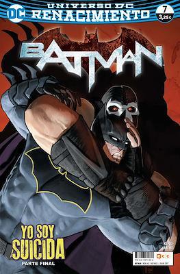 Batman: Nuevo Universo DC / Renacimiento (Grapa) #62/7