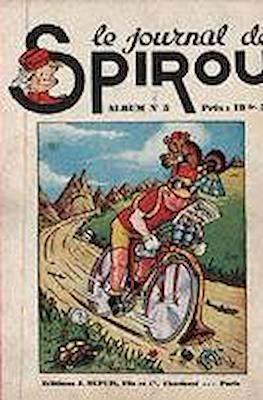 Spirou. Recueil du journal #5