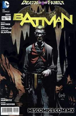 Batman (2012-2017) (Grapa) #16