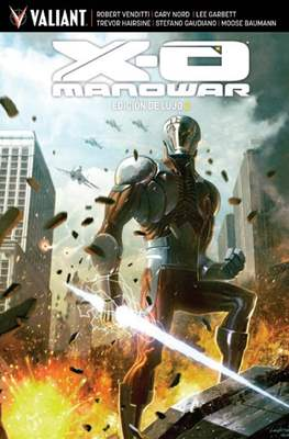 X-O Manowar Edición de lujo #2