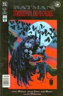Batman. Tormenta de sangre