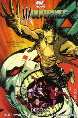 Wolverines (Softcover 112 pp) #4