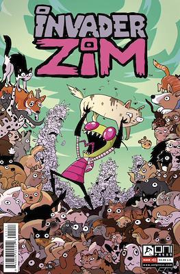 Invader Zim (Comic Book) #11