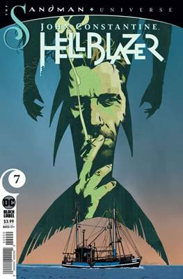 The Sandman Universe: John Constantine Hellblazer (Comic Book) #7