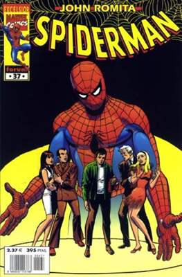 Spiderman de John Romita (1999-2005) #37