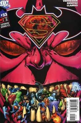 Superman / Batman (2003-2011) (saddle-stitched) #33