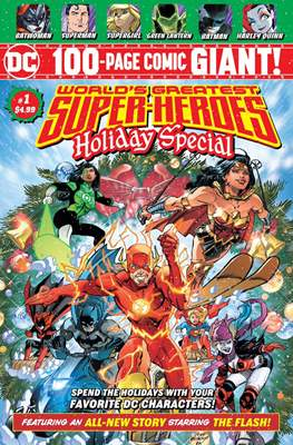 World's Greatest Super-Heroes Holiday Special