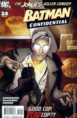 Batman Confidential (2007-2011) (Comic Book) #24