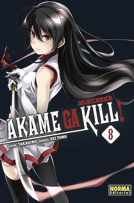 Akame ga Kill! Zero (Rústica con sobrecubierta) #8