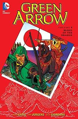 Green Arrow Vol. 2 (Paperback) #4