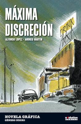 Máxima discreción (Rústica 112 pp) #