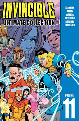 Invincible Ultimate Collection (Hardcover) #11