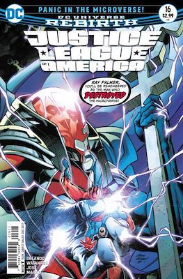Justice League of America vol. 5 (2017-2018) (Grapa) #16