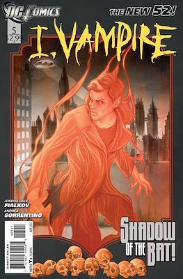 I, Vampire Vol. 1 #5