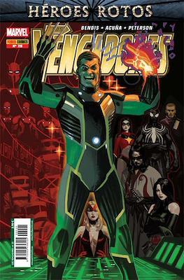 Los Vengadores Vol. 4 (2011-) (Grapa) #20