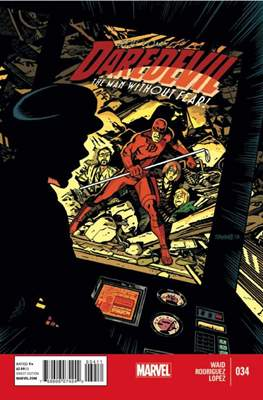 Daredevil Vol. 3 (2011) (Comic-Book) #34