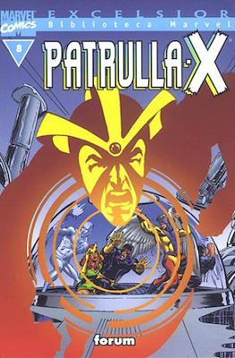Biblioteca Marvel: Patrulla-X (2000-2001) (Rústica 160 pp) #8